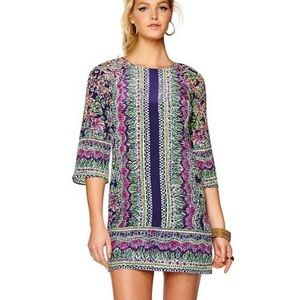 Lilly Pulitzer Rylee Shift Dress in Not Too Catty